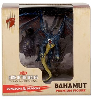 D&D Figur Icons Bahamut Dungeons & Dragons - Icons of the Realms