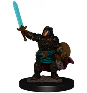 D&D Figur Icons Dwarf Paladin Female Icons of the Realm Premium Figures