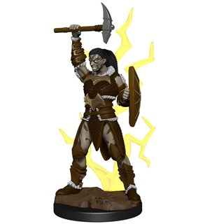 D&D Figur Icons Goliath Barbarian Female Icons of the Realm Premium Figures