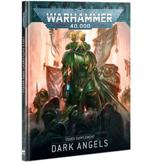 Dark Angels Codex Supplement Warhammer 40K