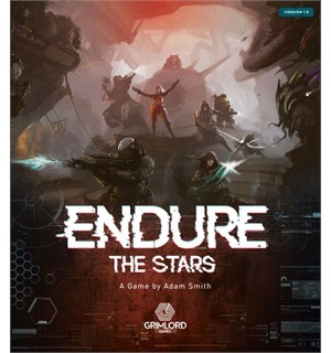 Endure the Stars 1.5 Brettspill