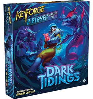 KeyForge Dark Tidings Starter Set Startsett for 2 spillere