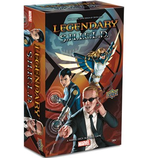 Legendary Marvel SHIELD Expansion Utvidelse til Marvel Legendary