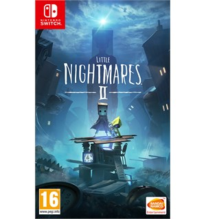 Little Nightmares 2 Switch