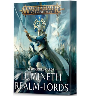 Lumineth Realm Lords Warscrolls Warhammer Age of Sigmar
