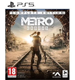 Metro Exodus Complete Edition PS5