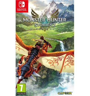 Monster Hunter Stories 2 Switch Wings of Ruin
