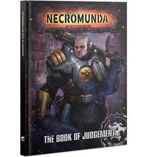Necromunda The Book of Judgement Necromunda Underhive