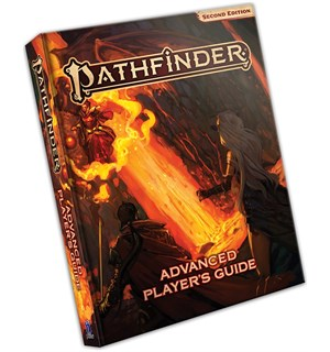 Pathfinder 2nd Ed Adv Players Guide PE Second Edition RPG - Pocket Edition