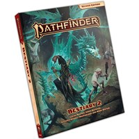 Pathfinder 2nd Ed Bestiary 2 Second Edition RPG