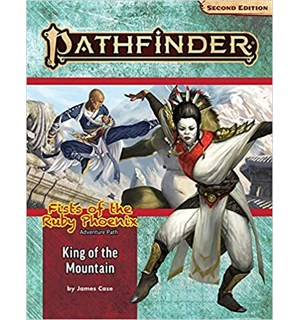 Pathfinder 2nd Ed Ruby Phoenix Vol 3 King of the Mountain - Adventure