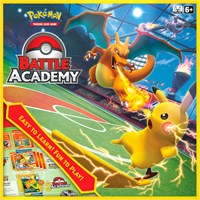 Pokemon Battle Academy TCG TCG Trading Card Game