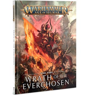 Soul Wars Wrath of the Everchosen (Bok) Warhammer Age of Sigmar
