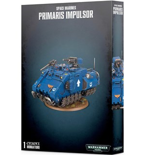 Space Marines Primaris Impulsor Warhammer 40K