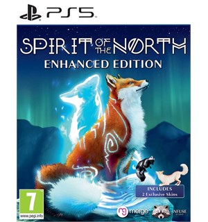 Spirit of the North PS5 Enhanced Edition