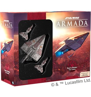 Star Wars Armada Republic Starter Galactic Republic Fleet Starter