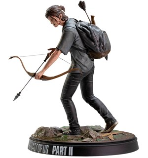 The Last of Us Part 2 Figur Ellie w/bow