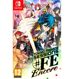 Tokyo Mirage Sessions FE Encore Switch