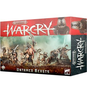 Warcry Warband Untamed Beasts Warhammer Age of Sigmar