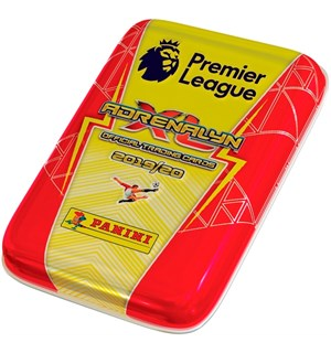AdrenalynXL Premier League 19/20 TinBox 6 boosterpakker + 2 Limited Edition kort