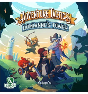 Adventure Tactics Brettspill Domianne's Tower