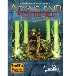 Aeons End Into the Wild Expansion Utvidelse til Aeons End