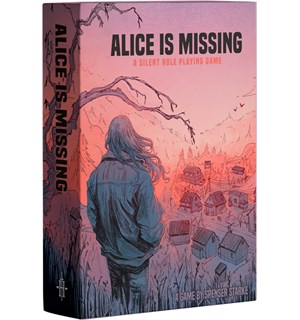 Alice is Missing RPG A Silent Role Playing Game