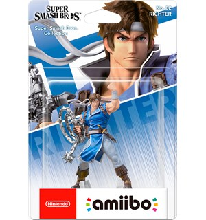 Amiibo Figur Richter Super Smash Bros Collection No 82