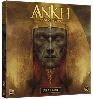 Ankh Gods of Egypt Pharaoh Expansion Utvidelse til Ankh Gods of Egypt