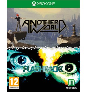 Another World/Flashback Coll Xbox One Collection