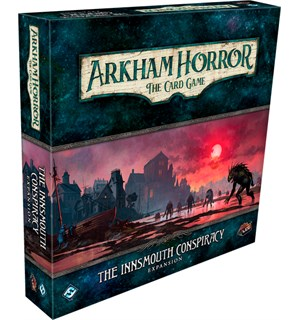 Arkham Horror TCG Innsmouth Conspiracy Utvidelse til Arkham Horror Card Game