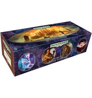 Arkham Horror TCG Return to Path Carcosa Utvidelse til Arkham Horror Card Game