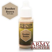 Army Painter Warpaint Banshee Brown