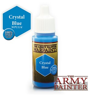 Army Painter Warpaint Crystal Blue Også kjent som D&D Frost Blue