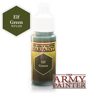 Army Painter Warpaint Elf Green