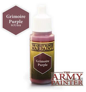 Army Painter Warpaint Grimoire Purple