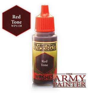 Army Painter Warpaint Red Tone