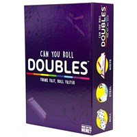Can You Roll Doubles Brettspill