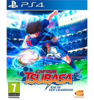Captain Tsubasa PS4 Rise of New Champions