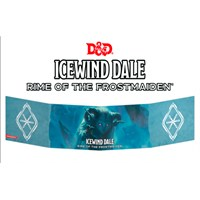 D&D DM Screen Icewind Dale Frostmaiden Dungeons & Dragons Dungeom Naster