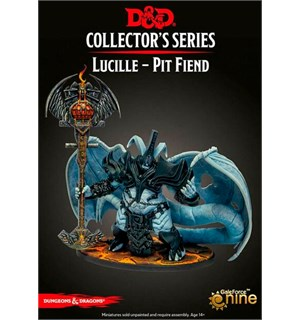 D&D Figur Coll. Series Lucille 13,6cm Dungeons & Dragons Collectors Series