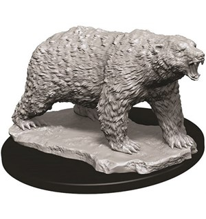 D&D Figur Deep Cuts Polar Bear