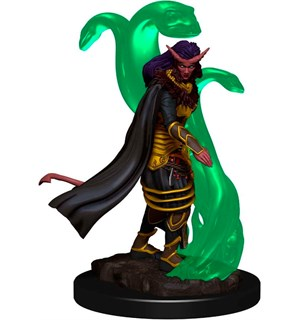 D&D Figur Icons Tiefling Sorcerer Female Icons of the Realms Premium Figures