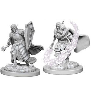 D&D Figur Nolzur Elf Cleric Male Nolzur's Marvelous Miniatures - Umalt