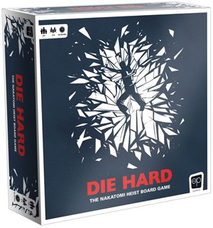 Die Hard Brettspill The Nakatomi Heist Board Game