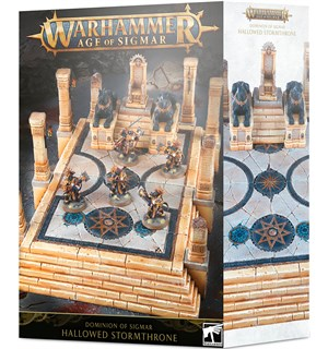 Dominion of Sigmar Hallowed Stormthrone Warhammer Age of Sigmar