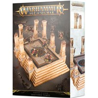 Dominion of Sigmar Shattered Temple Warhammer Age of Sigmar