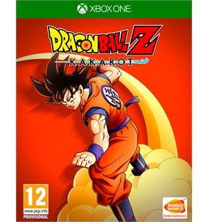 Dragon Ball Z Kakarot m/ bonus Xbox One Pre-order og få in-game bonuser