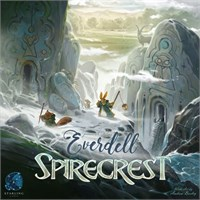 Everdell Spirecrest Expansion Utvidelse til Everdell