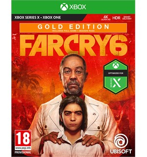 Far Cry 6 Gold Edition Xbox